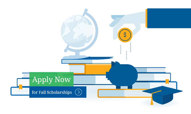 Apply for Fall Scholarships